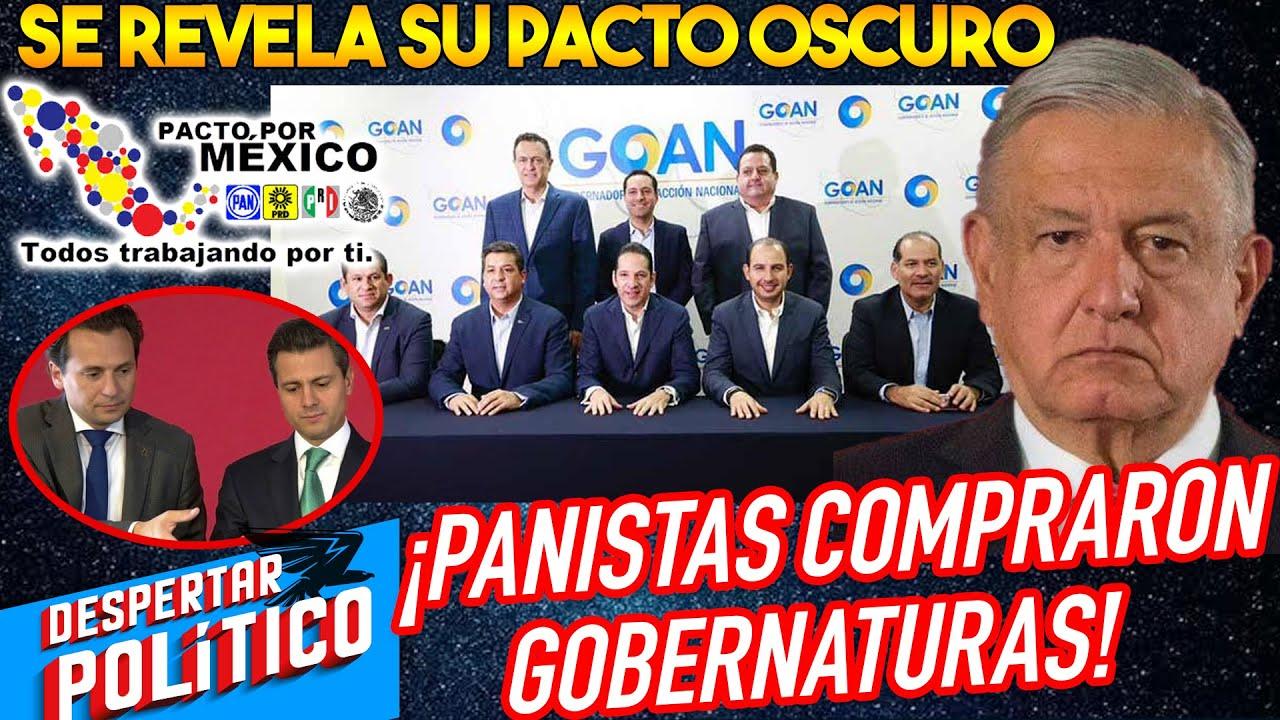 ¡No Tienen Madre! Lozoya Soltará La Sopa; Peña Vendió Gobernaturas A Panistas; INE Fue Cómplice.