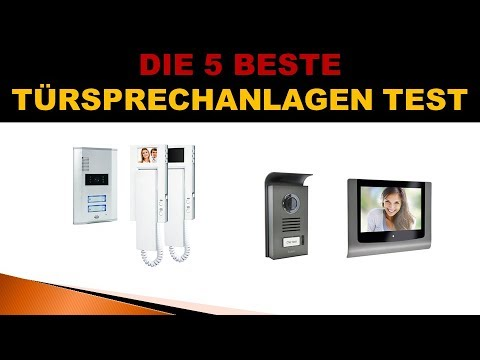 Besten Video Tursprechanlagen Test 2019 Youtube