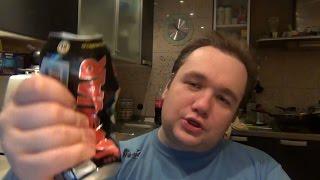 видео Страйк алкогольный энергетический напиток