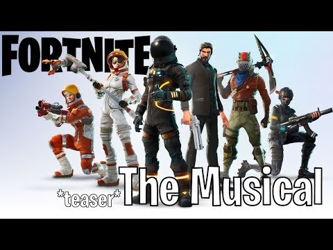 FORTNITE THE MUSICAL - TEASER