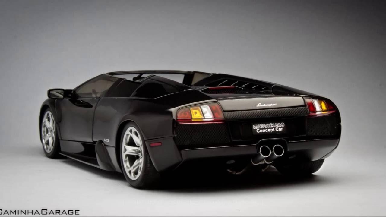 Lamborghini Murcielago Roadster Fcaminhagarage 1 18 Youtube