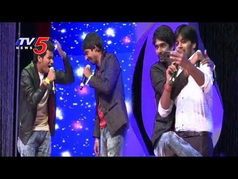 Sudigali Sudheer, Comedian Dhanraj & Ram Prasad Funny Skit On Celebrities   TV5 News