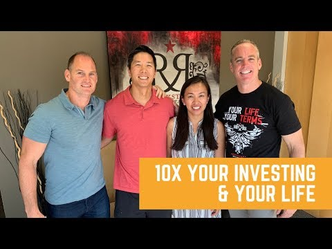 10X Your Investing & Your Life with The Real Estate Investing Power Couple Cherry Chan & Erwin Szeto