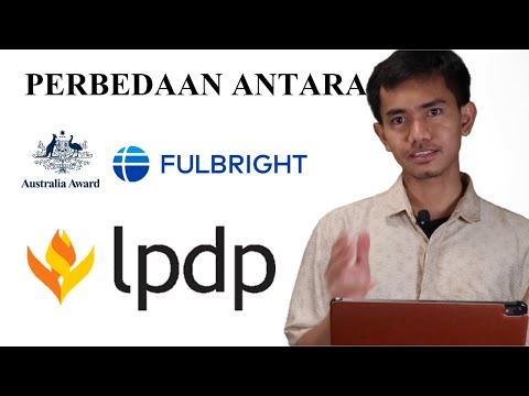 Perbedaan Antara Beasiswa LPDP, Fulbright, dan Australia Awards Scholarship