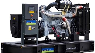 Дизельная электростанция (дизель генератор) AKSA APD 275 PE (200 кВт)(Дизель-генераторы AKSA APD 275 PE (номинальной мощностью 200 кВт и частотой 50 Гц) изготавливаются на основе английс..., 2016-12-27T05:44:00.000Z)