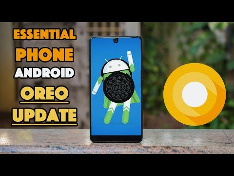 IS IT BETTER? Essential Phone - ANDROID 8.1 UPDATE!