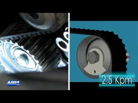 FIAT BRAVO JTD 16V Shaft Seals Kit Assembly – Montaje Del Juego De Retenes De Distribución Ajusa