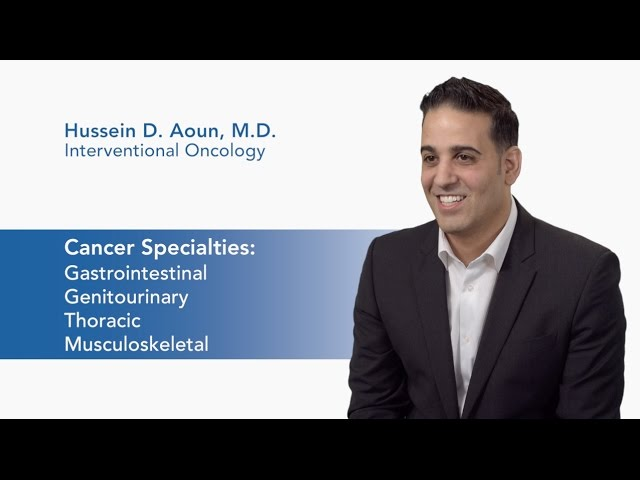 Meet Dr. Hussein Aoun video thumbnail