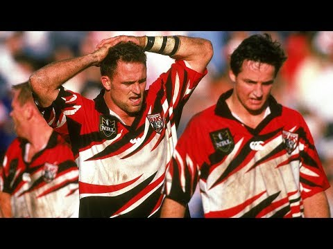 Manly Vs North Sydney Semi Final 1991