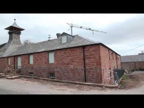 Tourism chief tours Annandale Distillery