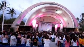 L'arc en Ciel 20th L'Anniversary World Tour @ Honolulu, HI 5/31/12 ...