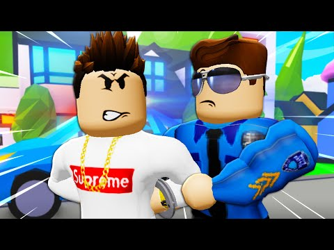 He Was Arrested For Being An Adopt Me Scammer! A Roblox Movie (Story)