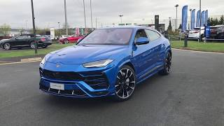 Lamborghini Urus Walk Around