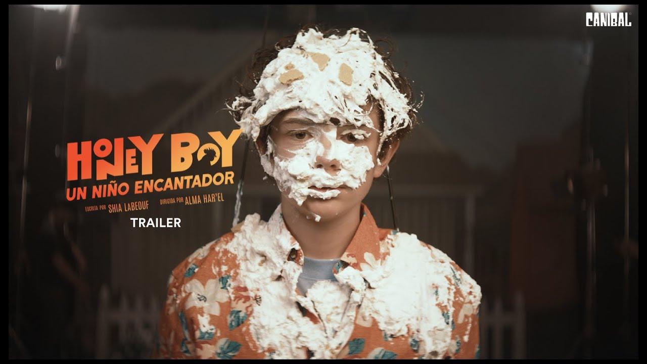HONEY BOY: Un niño encantador - Trailer Oficial