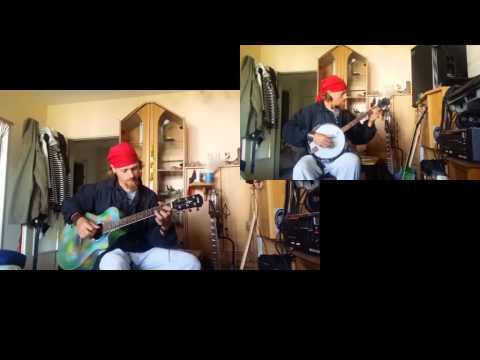 Monkey Island Banjo Guitar Version by Clöse