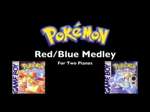 Pokemon Red/Blue Piano Cover - THE COMPLETE SCORE