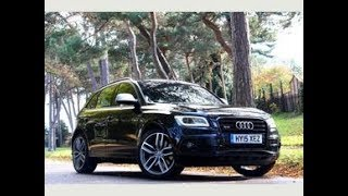 2014 Audi SQ5 Prestige review, start up - In 3 minutes you