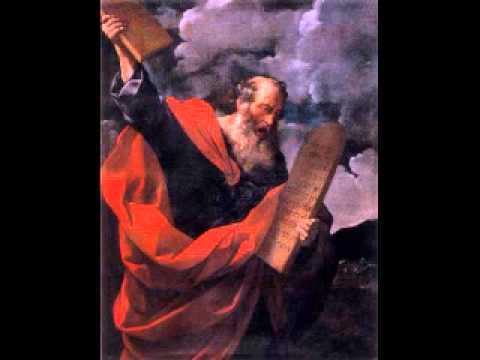 Ágora: Moisés y los diez mandamientos, con Antonio Piñero