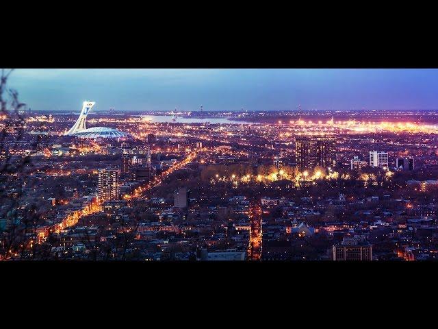 Photography trip - Épisode 01 - Montréal - Cityscape Photography Behind the scene