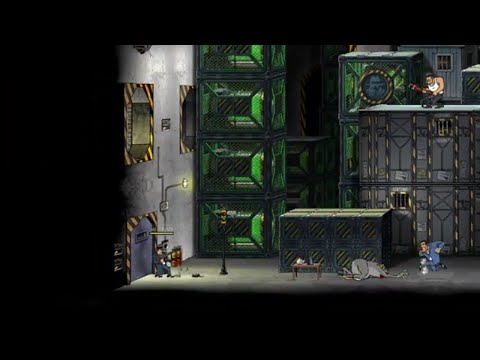 Guns Gore and Cannoli 2 Story Mode Chapter 16 The Secret Base |