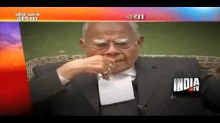 Lord Ram was a Bad Husband: Jethmalani