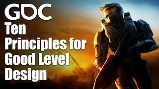 Ten Principles for Good Level Design