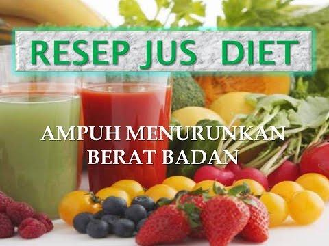 3 Jenis Jus Buah Utk Diet