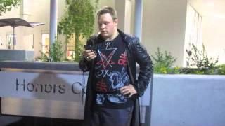 Poetry Slam Slammed (Closed Microphone)   Joshua Keller
