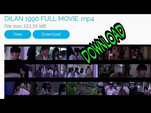 download video dilan 1990 full movie mp4