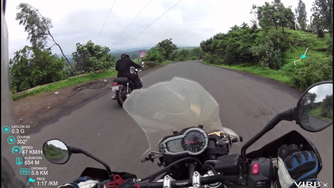 Raireshwar Ride Part 1 Triumph Tiger 800 Xrx Youtube