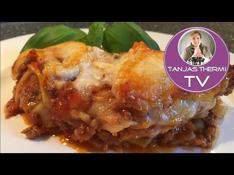 Thermomix® TM5 Lasagne TanjasThermiTV