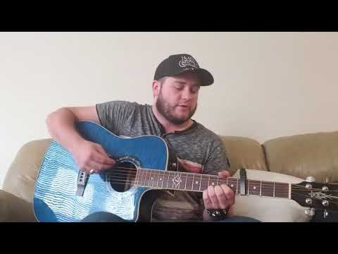 Refrigerator Door Luke Combs Cover