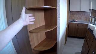 Обзор уютной квартиры студии в МО для двух человек