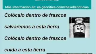 """Chevelle """"Jars"""" (traducción en español). (.wmv)."""