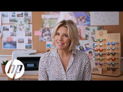 Meet the Intern: Charissa Thompson at Sunski | HP OfficeJet Pro | HP