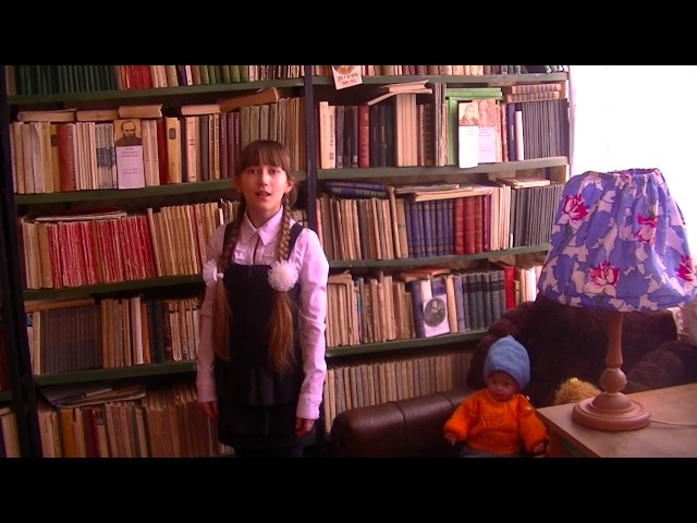 Изображение предпросмотра прочтения – ВалерияФедорова читает произведение «Листья (Пусть сосны иели…)» Ф.И.Тютчева