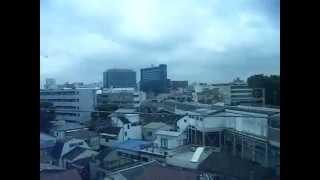 Tokyo to Kyoto in Shinkansen - 01 - Tokyo Station to Shinagawa Station