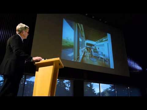 Laurentian Architecture Laurentienne | Ian MacDonald Talk, September 25, 2013