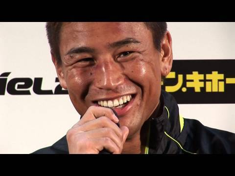 Masato's Post-Fight Interview
