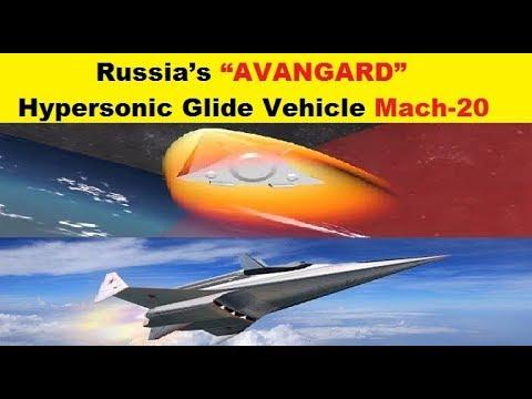 Avangard hypersonic missiles ile ilgili görsel sonucu
