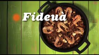 Cuines - Fideuà - TV3