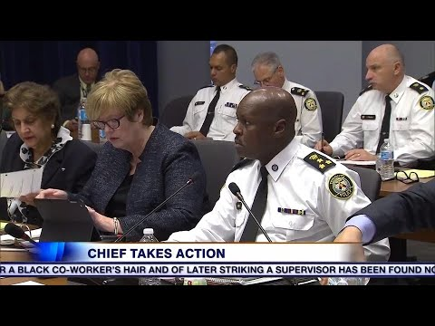 Police chief takes action in wake of sexual assault acquittals