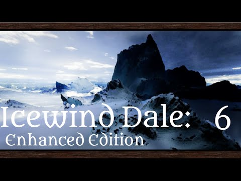 Let's Play Icewind Dale: Enhanced Edition Coop #6 - Crypt Kickin'