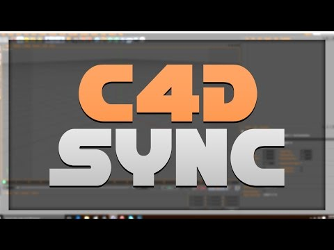 Intro Tutorial - How To C4D Sync (English) (HD)