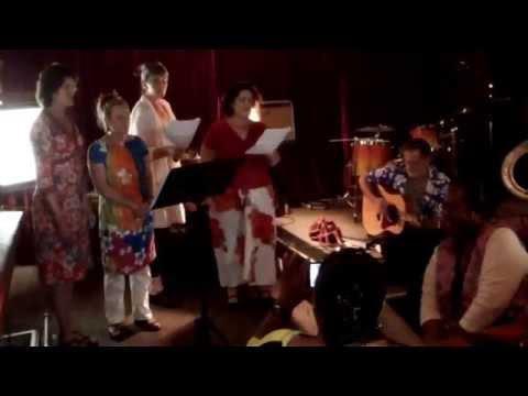 Nauru Farewell @ the Armidale Club Nov 19, 2015