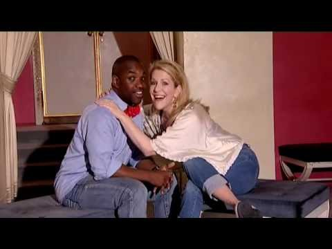Joyce DiDonato and Lawrence Brownlee on LA CENERENTOLA