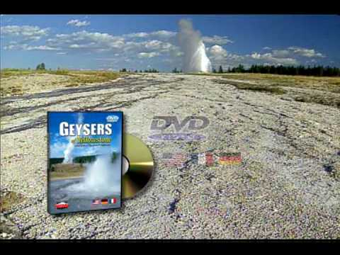 Geysers of Yellowstone National Park DVD