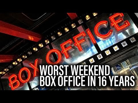 Worst Weekend Box Office In 16 Years
