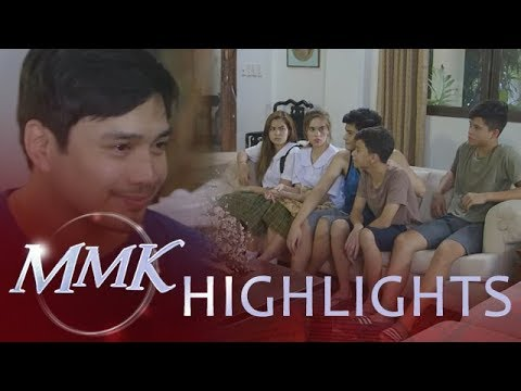 MMK 'Hapagkainan': Robert tries to make amends with his children