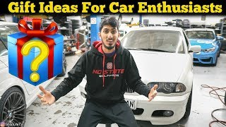 Gift Ideas For Car Enthusiasts - Car Lovers Actually Need/want